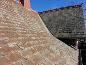 restorations and repairs to moonee ponds slate roof