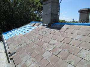Camberwell slate roof restorations