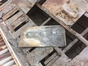 slate tile reroof Hawthorn
