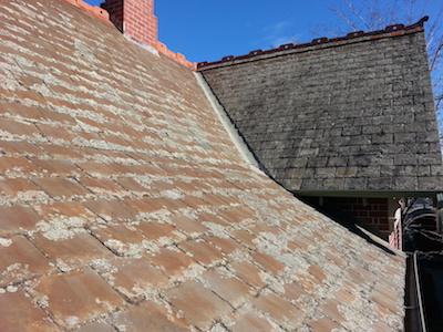 home slate restoration