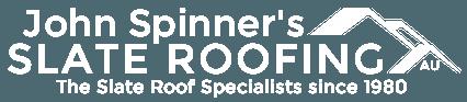 spinner slate roofing logo