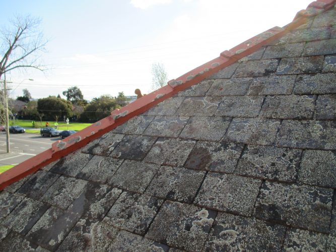 slate roofing ridge cap repairs Melbourne