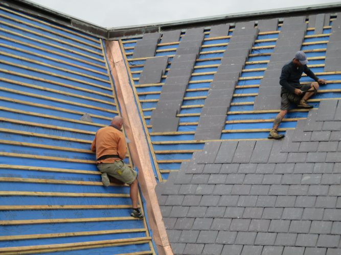 Melbourne slate roof experts