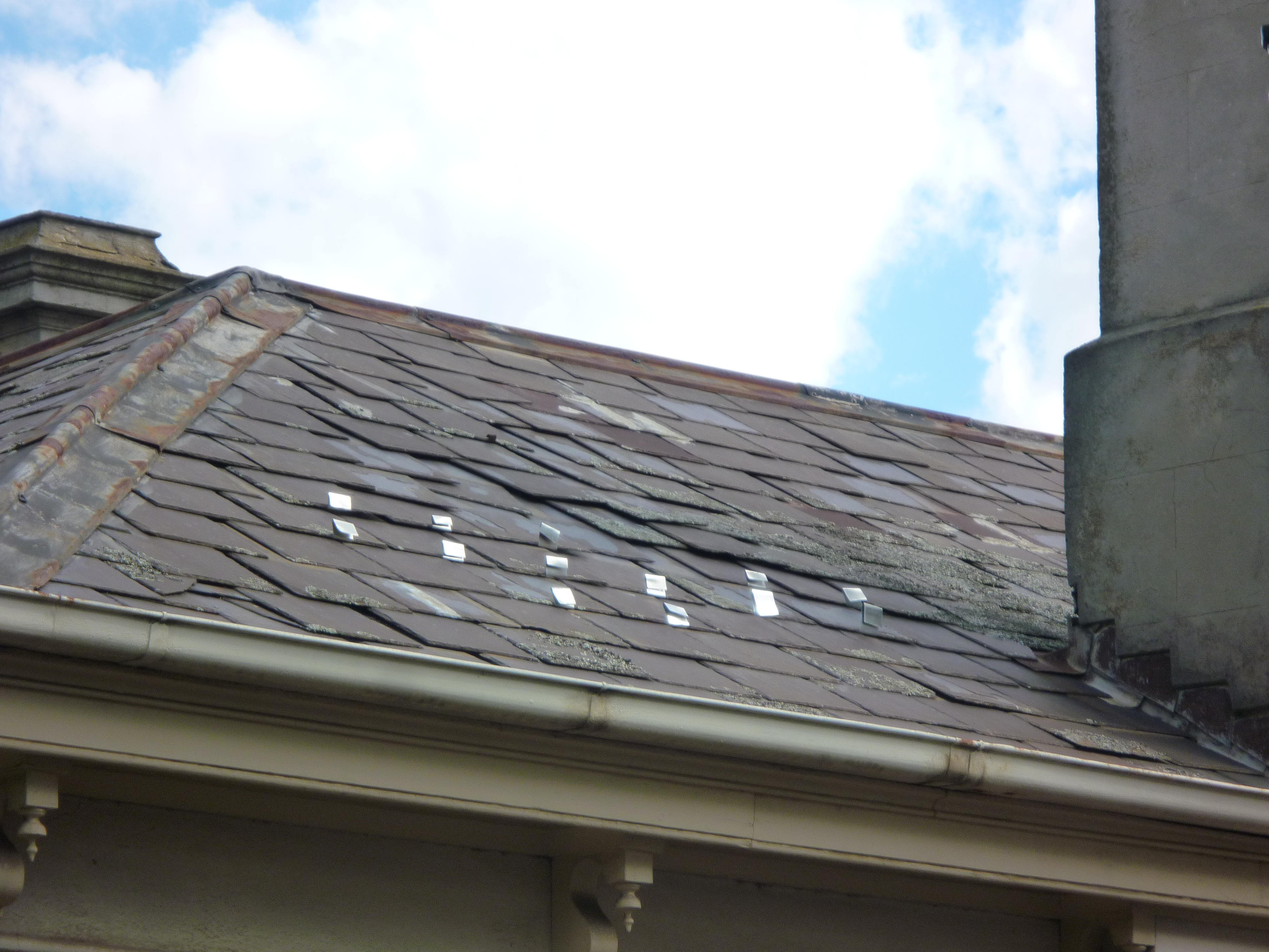 Melbourne Specialist Slate Roofers Roof Slating Services