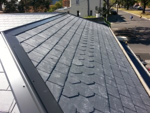 Welsh roofing slate installed Melbourne