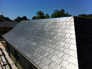 New slate roof Hawthorn