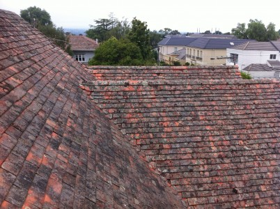 Traditional Terracotta Shingle Roofing Melbourne