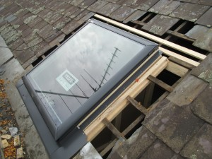 Slate roof skylight installations Melbourne