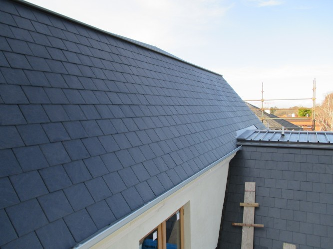 slate roofing Melbourne - new roof